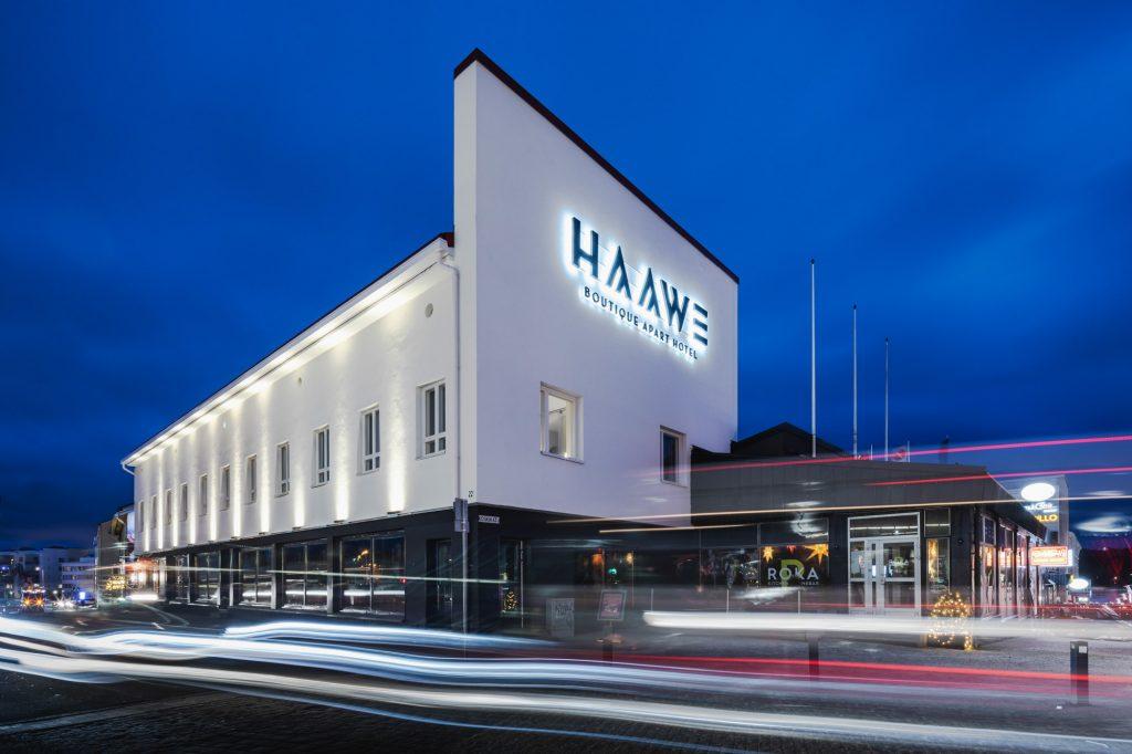 Huoneistohotelli Haawe tarjoaa upean majoituksen Rovaniemellä.