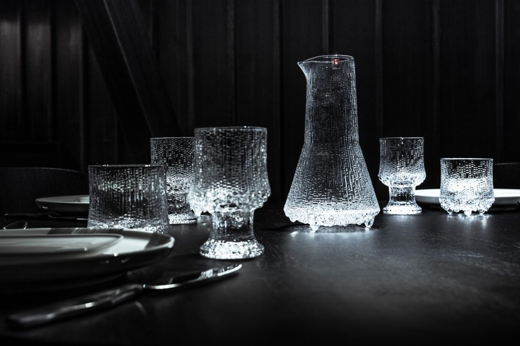 Ultima Thule design drinkware by Iittala